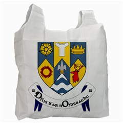 County Clare Coat of Arms Recycle Bag (One Side)