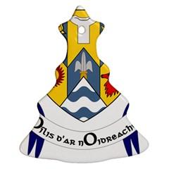 County Clare Coat of Arms Ornament (Christmas Tree)