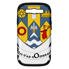 County Clare Coat of Arms Samsung Galaxy S III Hardshell Case (PC+Silicone)