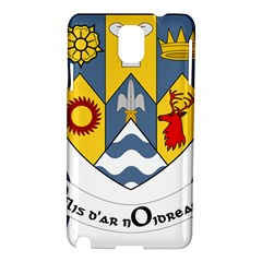 County Clare Coat of Arms Samsung Galaxy Note 3 N9005 Hardshell Case