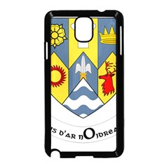 County Clare Coat of Arms Samsung Galaxy Note 3 Neo Hardshell Case (Black)