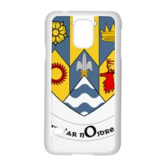 County Clare Coat of Arms Samsung Galaxy S5 Case (White)