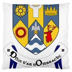 County Clare Coat of Arms Standard Flano Cushion Case (One Side)