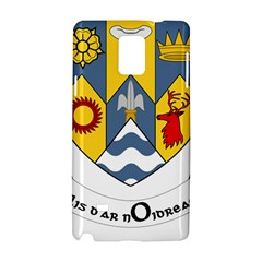 County Clare Coat of Arms Samsung Galaxy Note 4 Hardshell Case