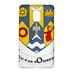 County Clare Coat of Arms Galaxy Note Edge
