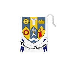 County Clare Coat of Arms Drawstring Pouches (XS)