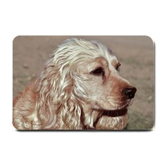 Golden Cocker spaniel Small Doormat