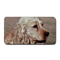Golden Cocker spaniel Medium Bar Mats