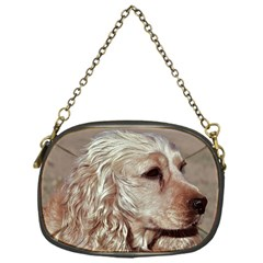 Golden Cocker spaniel Chain Purses (One Side)
