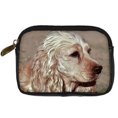 Golden Cocker spaniel Digital Camera Cases