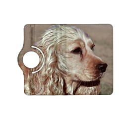 Golden Cocker spaniel Kindle Fire HD (2013) Flip 360 Case