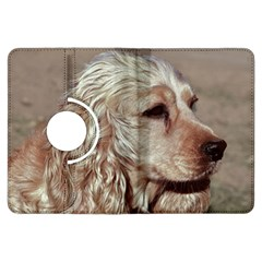 Golden Cocker spaniel Kindle Fire HDX Flip 360 Case
