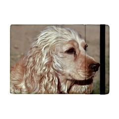 Golden Cocker spaniel iPad Mini 2 Flip Cases