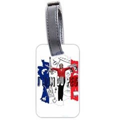 Marine Le Pen Luggage Tags (Two Sides)