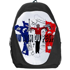 Marine Le Pen Backpack Bag