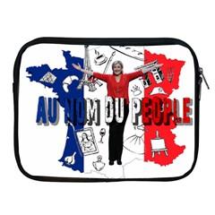 Marine Le Pen Apple iPad 2/3/4 Zipper Cases