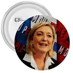 Marine Le Pen 3  Buttons