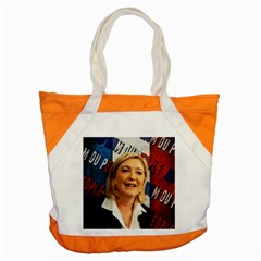 Marine Le Pen Accent Tote Bag
