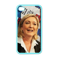 Marine Le Pen Apple iPhone 4 Case (Color)