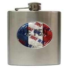 Marine Le Pen Hip Flask (6 oz)