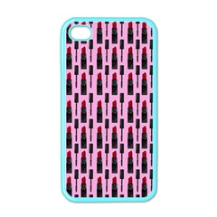 Makeup Apple iPhone 4 Case (Color)