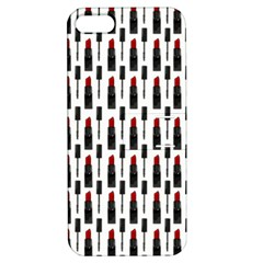 Makeup Apple iPhone 5 Hardshell Case with Stand
