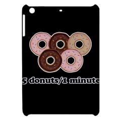 Five donuts in one minute  Apple iPad Mini Hardshell Case