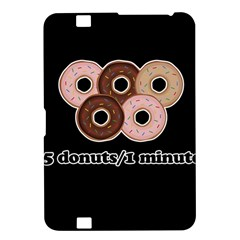 Five donuts in one minute  Kindle Fire HD 8.9