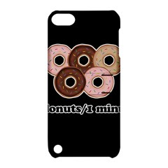 Five donuts in one minute  Apple iPod Touch 5 Hardshell Case with Stand