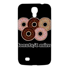 Five donuts in one minute  Samsung Galaxy Mega 6.3  I9200 Hardshell Case