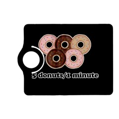 Five donuts in one minute  Kindle Fire HD (2013) Flip 360 Case