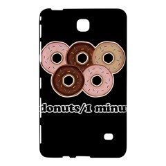 Five donuts in one minute  Samsung Galaxy Tab 4 (8 ) Hardshell Case