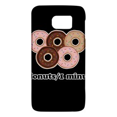 Five donuts in one minute  Galaxy S6