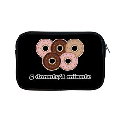 Five donuts in one minute  Apple MacBook Pro 13  Zipper Case
