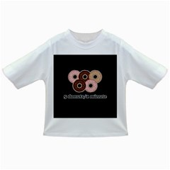 Five donuts in one minute  Infant/Toddler T-Shirts
