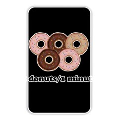 Five donuts in one minute  Memory Card Reader