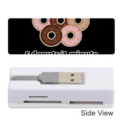 Five donuts in one minute  Memory Card Reader (Stick)