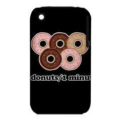 Five donuts in one minute  iPhone 3S/3GS