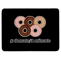Five donuts in one minute  Samsung Galaxy Tab 7  P1000 Flip Case
