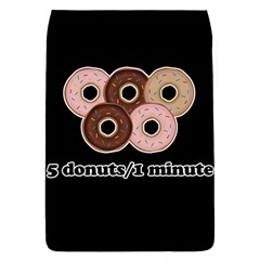 Five donuts in one minute  Flap Covers (L)