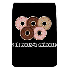 Five donuts in one minute  Flap Covers (S)
