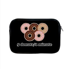 Five donuts in one minute  Apple MacBook Pro 15  Zipper Case