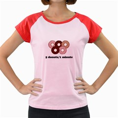 852 Women s Cap Sleeve T-Shirt