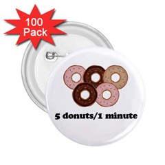 852 2.25  Buttons (100 pack)