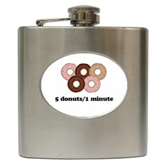 852 Hip Flask (6 oz)