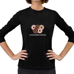 852 Women s Long Sleeve Dark T-Shirts
