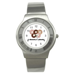 852 Stainless Steel Watch