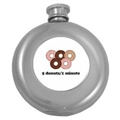 852 Round Hip Flask (5 oz)