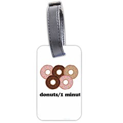 852 Luggage Tags (One Side)