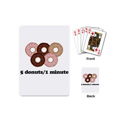 852 Playing Cards (Mini)